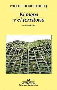 """""""El mapa y el territorio"""", de Michel Houellebecq"""