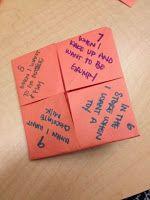 Behavioral Interventions--For Kids!: Ah, brings me back!
