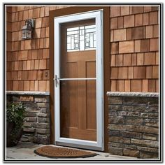 Sliding Screen Front Storm Doors   Google Search