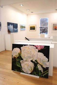Private commission for Parnell Gallery client Gallery, Floral, Artist, Painting, Roof Rack, Flowers, Artists, Painting Art, Paintings