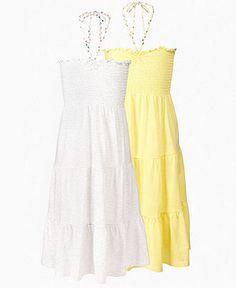 Roxy Girls Halter Dress