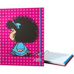 CarpeBloc de la colección Mafalda Pijama #grafoplás #mafalda #vueltaalcole #carpeta