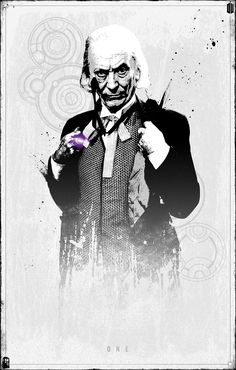 """Have you ever thought what it's like to be wanderers in the Fourth Dimension?"" – The First Doctor (William Hartnell)"