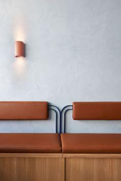 Studio Esteta Designs Interior of Fonda Bondi | Yellowtrace