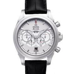スーパーコピー 時計 オメガ デ・ヴィル 4カウンター クロノグラフ 422.53.41.52.09.001