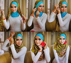 Tutorial Hijab By Mayra Hijab: Cara-Cara Berhijab Modern yang Simple