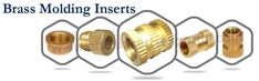 We offer a full line of #BrassMouldinginserts for all methods of installation, different finishes and different threads as per customers needs and requirements.Visit @ http://www.brassinsertsexporter.com/our-products/brass-molding-inserts/