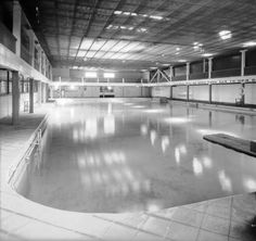 Indoor pool at Lakeside