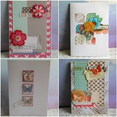 American Crafts Dear Lizzy - Polka Dot Party, Crate Paper Maggie Holmes - Style Board