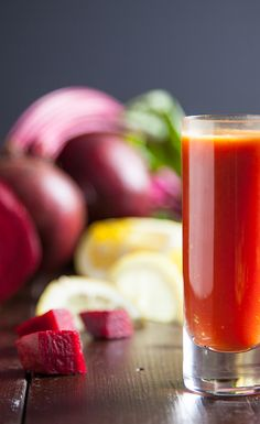 #Recipe >> Up Beet Energizing Shot #VegaSmoothie #BestSmoothie
