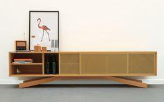 sideboard,credenza,modern,furniture,design