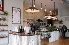 SShot Tower Coffee, philadelphia via the nytimes