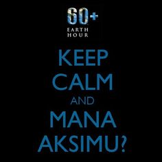 #Indonesia are you ready or what? #EarthHour #IniAksiku #ManaAksimu? Image by @davyedwin