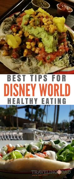 Want to eat better at Disney World but don't know where to start? We've got tips on where to eat, what to eat, and how to balance treats while making better choices.