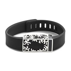 FALL SPECIAL  sterling silver Matisse slide for Fitbit Flex * Details can be found by clicking on the image.