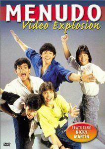Menudo - Video Explosion: Menudo, Ricky Martin: Movies & TV
