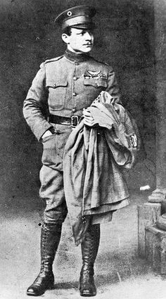 March 14, 1885: Raoul Lufbery, American World War I pilot, was born (d. 1918). Lufbery was a French-American fighter pilot and flying ace in World War I. Because he served in both the French and later the United States Army Air Service in World War I, he is sometimes listed as a French ace and sometimes as an American ace, though all but one of his 17 combat victories came while flying in French units.