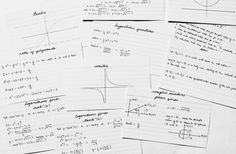 mathematicool:   Made some basic flashcards for my fp2 exam tomorrow. Useful for looking at just before the exam!