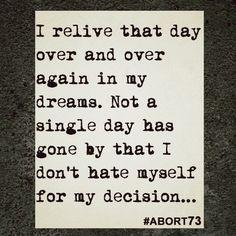 sad abortion quotes