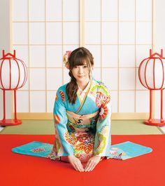 振袖販売 振袖レンタルグループ 日本きものシステム -晴れのちハレ着 -白石 麻衣 振袖