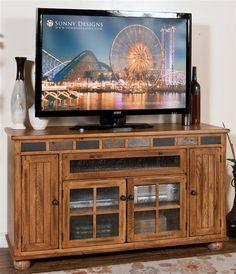 Timber Creek Corner TV Console 3399WC TV Stands