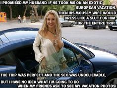sluts like caption dressed Wives