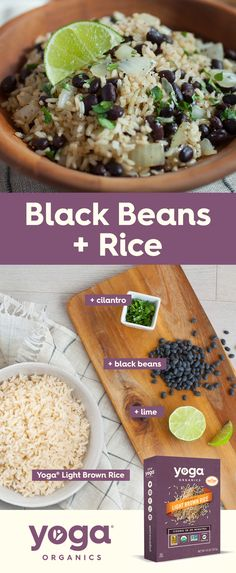 a satisfying superfood rice bowl with yoga light brown rice your family needs energy