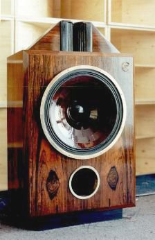 """Acoustics Dieter Ennemoser - Loudspeakers C37 ,High End Woodcone Layers"" !...  http://about.me/Samissomar"