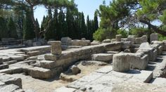 #Rhodes ancient Ialyssos, #SvetPutovanja