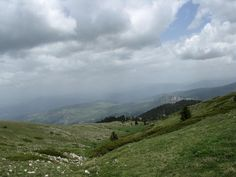 A Day On A Bear Mountain - looking back from Keltepe, Yenice National Park