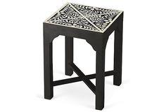 Louise Bunching Table, Black on OneKingsLane.com
