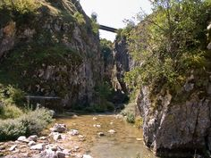 Bridge Over Nevidio Gorge, Montenegro