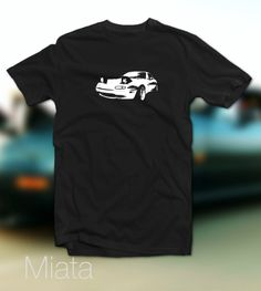 New Mazda Miata Shirt by JollyTees on Etsy https://www.etsy.com/listing/223635824/new-mazda-miata-shirt