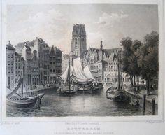 Rotterdam de korenbeurs