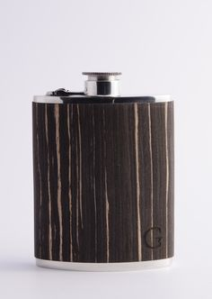 """Iceland"" Gentlecask - Handmade Hipflask From € 99,00"