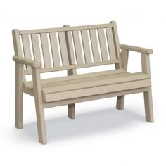 Outdoor Furniture Made From Recycled Plastic Milk Jugs. Find This Pin And  More On By The Yard ...