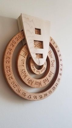 This listing is for 1 wooden perpetual calendar. We always put a calendar for the current month in an area that the kids are able to see the date. My son has learned a little more about recycling and he asked about the calendar and recycling. We wanted to make something that fit our style