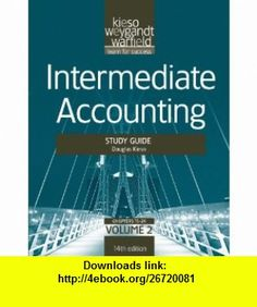 63 free test bank for intermediate accounting 14th edition by kieso intermediate accounting study guide vol ii volume 2 9781118014509 fandeluxe Images