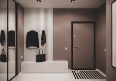 Harmony pastels on Behance Sheila E, Small Apartments, Furniture Design, Loft, Photoshop, Curtains, Interior Design, House Styles, Inspiration