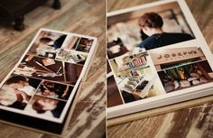 The best way to have your memories, in photographic paper or fine art, something material, the legacy of your future