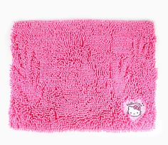 Hello Kitty Shag Bath Rug: Kawaii
