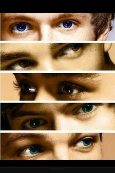 Twitter / 1DLovesYouToo: ARGH!! THEIR EYES ARE ...