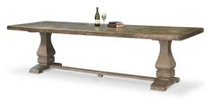 The Frisco Dining Table       very reasonable, this is the finish it comes in, in stock           _1