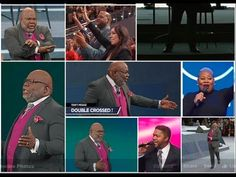 Double Crossed: Favor in The Famine! TD Jakes (1/22/2017)