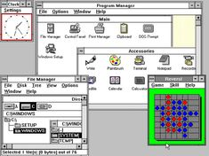 Windows 1.0 to 10: The changing face of Microsoft's landmark OS - Windows 3.0 Released 5/22/1990