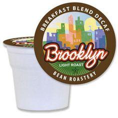Brooklyn Bean Roastery - Breakfast Blend coffee K-cups.Ends: 11/19/2013 11:59 PM EST