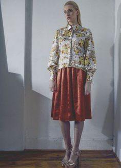 Garden of eden blouse