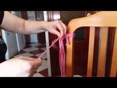 Utilísima Bien Simple, Nova, Cómo hacer fieltro con aguja, con Marian San Martín - YouTube