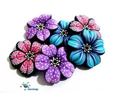 Flower beads | Flickr - Photo Sharing!
