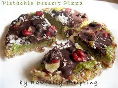 sprouted buckwheat crust pizza sprouted kamut crust pizza dessert ...
